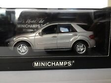 MINICHAMPS 1:43 Mercedes Benz ML63 AMG 2006 400034570