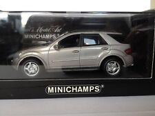 MINICHAMPS 1:43 Mercedes Benz ML63 AMG 2006 400034570