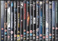 Sci-Fi DVD Collection >40% OFF or 14 for £12 & Free P&P - LOT#120 (see details)