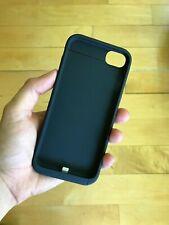 Black iPhone 7 External Battery Power Case