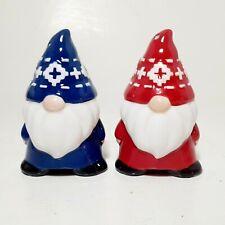Bico Christmas Gnome Salt and Pepper Set