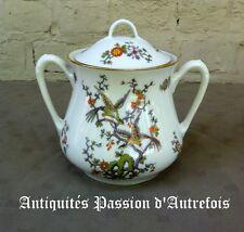B2018154 - Gros sucrier en porcelaine de Limoges - Très bon état