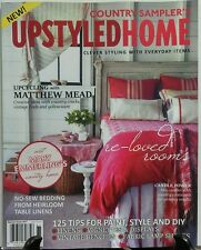 Country Sampler's Upstyled Home Special 2017 Clever Styling FREE SHIPPING sb
