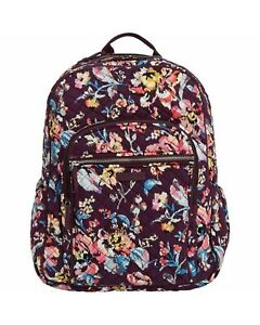 Vera Bradley Iconic Campus Backpack Floral