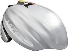 New Lazer Z1 Fast Helmet: Black/Silver LG