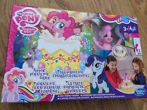 Hasbro My Little Pony Poppin' Pinkie Pie Board Game New Unused - Free P&P