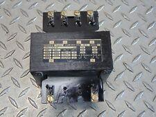 SQUARE D 9070 E0-4 TRANSFORMER PRI: 220/480V SEC:120V