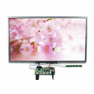 "HD MI USB Type C LCD Controller Board 21.5"" HR215WU1 1920X1080 LCD Screen"