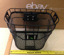 Topeak Metal Basket MTX Bicycle Wheelchair Walker Basket Only! FREE S&H!!