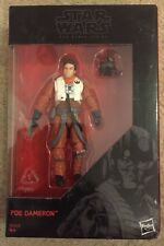 "Star Wars The Black Series 3.75"" Poe Dameron  B5008 NEW SEALED"