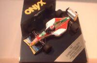 ONYX 166 166B 167 LOTUS 107B F1 diecast model cars Zandari  Lamy  J Herbert 1:43