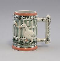 9959151 Porcelain Beer Mug Goose Geese Relief 0,6L Special H14, 5cm