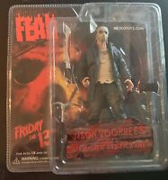 MEZCO TOYS - CINEMA OF FEAR - FRIDAY THE 13TH - JASON VOORHEES