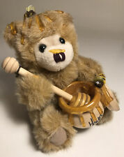 WADE HONEY TEDDY BEAR 5.5 INCHES HIGH