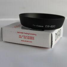 Wholesale Lens Hood For Canon EOS 700D 100D 650D 600D 500D 550D 18-55mm EW-60C