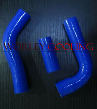 blue silicone radiator hose for Toyota Hilux LN106/LN111/LN107/LN130 2.8 diesel