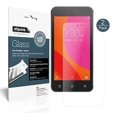 2x Lenovo B Screen Protector matte Flexible Glass 9H dipos