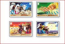 JER9410 Christmas 4 stamps