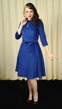 BNWT Mitzi blue dress by Heart of Haute/Heartbreaker 50s new - Small 8 VLV