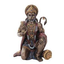 Hanuman - Hindu God of Strength Statue Sculpture Deity Figure, New, Free Shippin