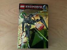 LEGO 8104 Exo-Force Shadow Crawler Retired & Rare New in sealed box £0.99 NR