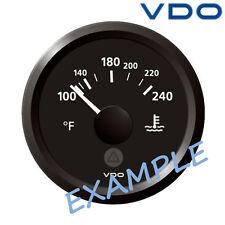 INDICATORE CARBURANTE VIEWLINE IMPEDENZA 3-180 Ohm VDO 12//24 v MOTORE BARCA