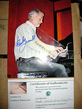The Rolling Stones Signed Chuck Leavell Autorgaph COA  A proof  9