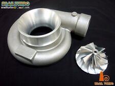 "Snail Turbo 4"" Compressor Cover AR70 with T04R Billet Compressor Wheel"