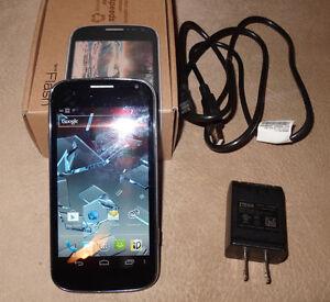 Sprint  Flash 4G LTE 8GB Black  ZTE Smartphone  ZTEN9500KT,  N9500, Bad Esn