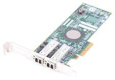 Emulex LPE11002-E PCI-E x4 Dual FC HBA 4 Gbit/s