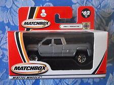 Matchbox GMC Terradyne 2001 #62 - 50th anniversary logo!