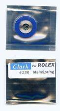 """Rolex """"Clark"""" 4130 Mainspring for"""
