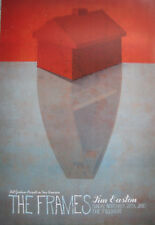 The Frames Tim Easton F1074 Fillmore Poster Brad Kayal