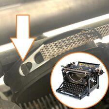 UNDERWOOD No.5 TYPEWRITER DRAWBAND Antique Schreibmaschine Machine a Ecrire Vtg