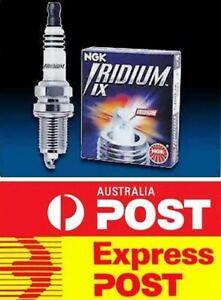 NGK LTR7IX-11 x 4  Iridium IX Spark Plugs for Holden Commodore VE 2008 - 2013