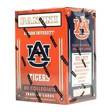 2016 Panini Auburn Tigers Multi-Sport Blaster Box *NEW & SEALED*