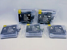 LC61 Black Ink Cartridge for Brother MFC6890CW MFC6490CW MFC5890CN 5490CN 990CW