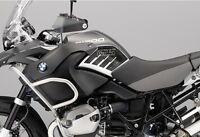 ADESIVI 3D Serbatoio compatibili MOTO BMW R1200 GS ADVENTURE 2006-2013 CARBONIO
