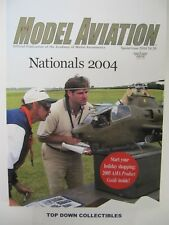 Model Aviation Magazine    Special Issue  2004     Scrapbook, RC,Free Flights