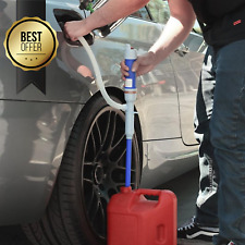 Electric Gasoline Pump Liquid Pumps Fuel Water Transfer Gas Petrol Portable Tool