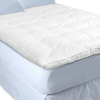New Queen Down Featherbed Feather Bed Mattress Topper