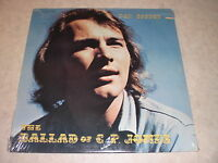 Dan Cooper: The Ballad Of C.P. Jones LP - Sealed