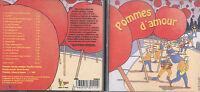 Pommes D'Amour de Genevieve Schneider | CD | d'occasion