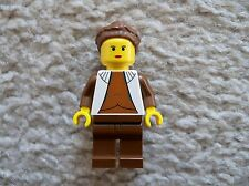 LEGO Star Wars - Rare Cloud City Princess Leia Minifig - From 10123 - Excellent
