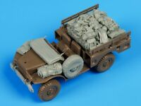 1/35 Resin US Dodge Truck Stowage & Accessories Unpainted QJ082