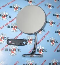 1939-1948 Buick & Oldsmobile Outside Rear View Mirror. RH King Bee. Show Quality