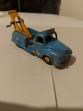 Vintage Budgie Toys Budgie Towing Tender And Breakdown Truck - Made In England