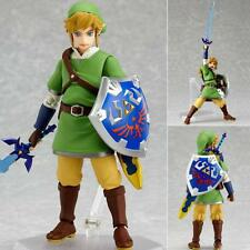 "The Legend of Zelda LinkPVC Figures Toy Face Changable Collection 14cm/5.5"" Toy"