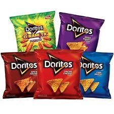 Doritos Flavored Tortilla Chip Variety Pack, 40 Count