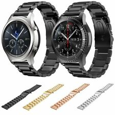 Watch Band Strap For Samsung Gear S2 S3 Frontier Active Stainless Wrist Bracelet